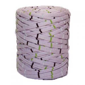 Trapilho L rose - Bobine, pelote de t-shirt yarn, Hooked, zpagetti, trapillo. Fil de tissu recyclé pour crochet et tricot