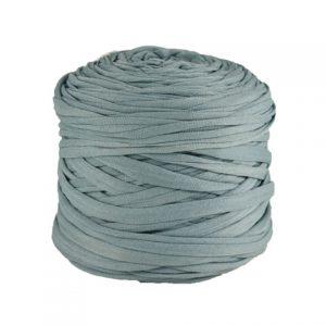 Trapilho léger bleu horizon - Bobine, pelote de t-shirt yarn, Hooked, zpagetti, trapillo. Fil de tissu recyclé pour crochet et tricot