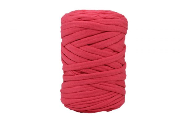 Trapilho-bobine-pelote-rose terracotta