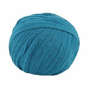 Trapilho Ribbon - Bleu paon