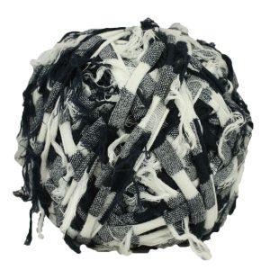 Trapilho-bobine-pelote-rayé-marine-blanc