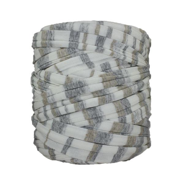 Trapilho-bobine-pelote-rayé-beige-blanc-gris