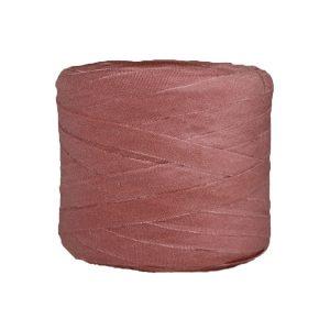 Trapilho-bobine-rose-fané
