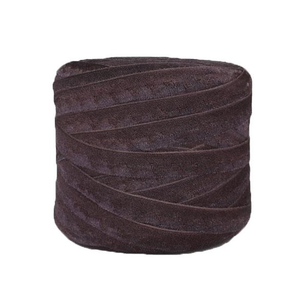Trapilho-bobine-marron-violacé