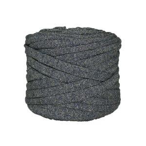 Trapilho--bobine-noir-pailleté-doré
