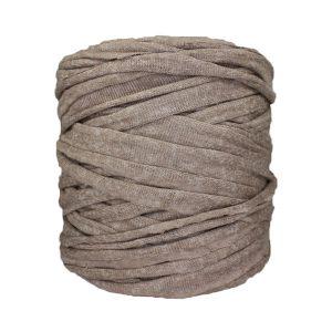 Trapilho-bobine-pelote-beige