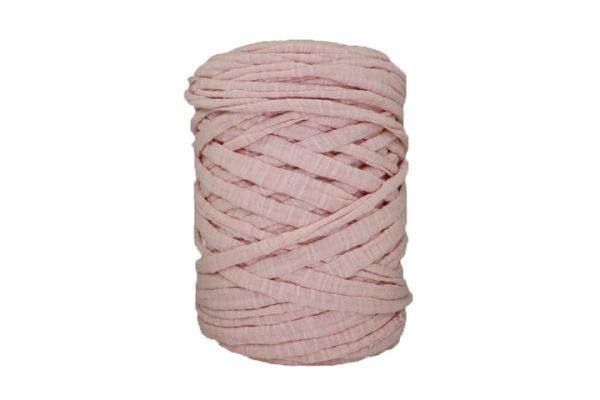 Trapilho-bobine-pelote-rose-poudré